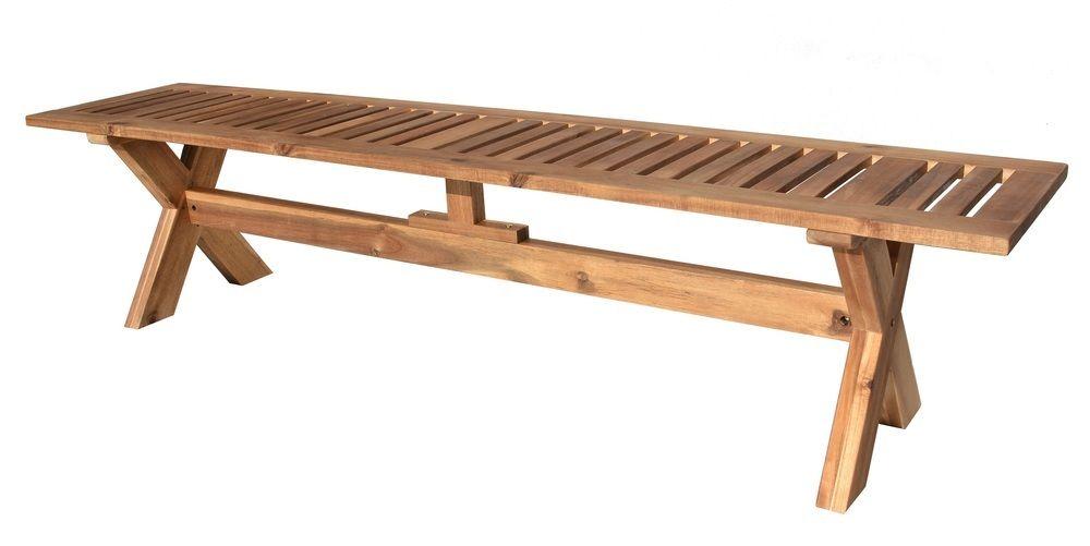 Drewniana ławka GORDON - 200 cm