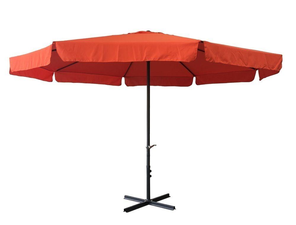 Parasol ogrodowy STANDART 3 m - Terracota