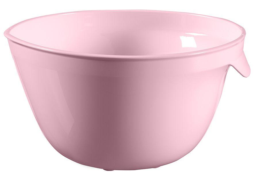Miska plastikowa ESSENTIALS 2,5L - różowa