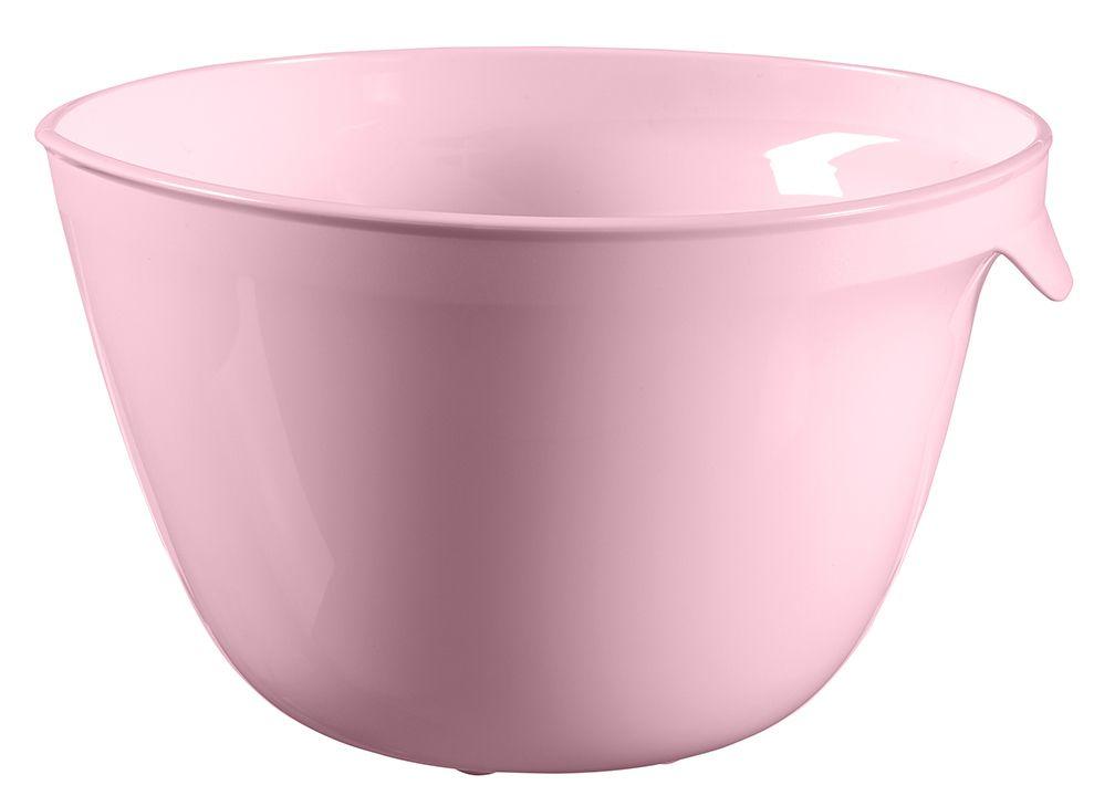 Plastikowa miska ESSENTIALS 3,5L - różowa