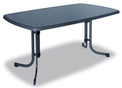 Stół metalowy PIZZARA 150 x 90 cm