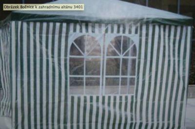 Ściana boczna do namiotu 3401-PE 2 szt. zielony