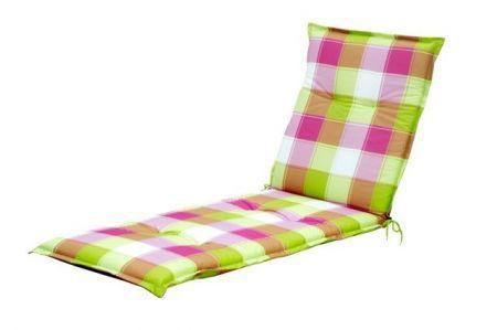 Poduszka na leżak ogrodowy Naxos Liege