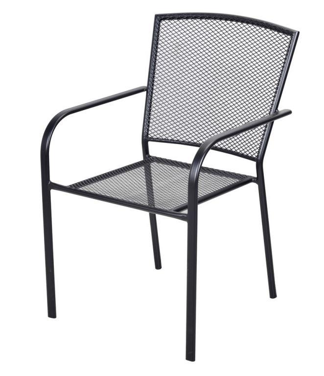 ogrodowe krzesło metalowe ZWMC-19