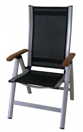 Fotel regulowany ASS COMFORT czarny